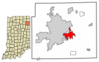 New Haven, Indiana