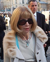 Wintour in Germany, 2006
