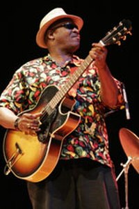 The music of Taj Mahal for the 1972 movie Sounder marked a revival of interest in acoustic blues.