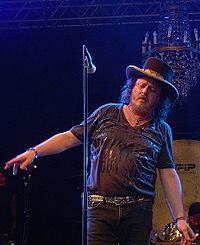 """Italian singer Zucchero is credited as the """"Father of Italian Blues"""", and is among the few European blues artists who still enjoy great international success"""