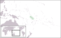 Timeline of the history of Tuvalu