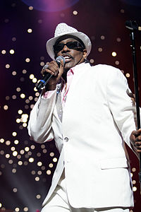 Charlie Wilson discography