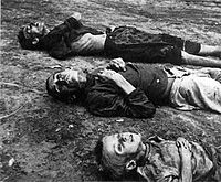 The Russian famine of 1921–22 killed an estimated 5 million people.