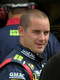 Casey Mears won the race which was his first and only win in the Nextel Cup Series.