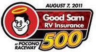 2011 Good Sam RV Insurance 500
