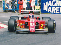 After a title challenge in, was bitterly disappointing for Ferrari and Alain Prost