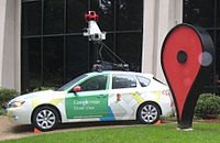 Google Street View in the United States