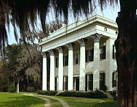 Millford Plantation (1839–41), an example of Greek Revival architecture