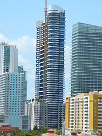 View of Brickell