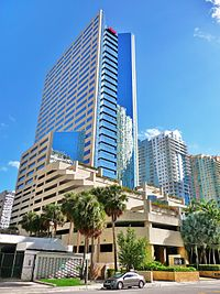 Aon Benfield Inc., a company in Brickell.