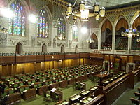 List of Canadian federal parliaments