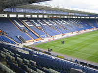 The East Stand, King Power Stadium