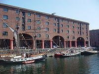 The Albert Dock contains the UK's largest collection of Grade I listed buildings as well as being the most visited multi-use attraction outside London