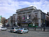 The Empire Theatre has the largest two-tier auditorium in the UK