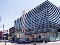 The Liverpool School of Tropical Medicine, the first such school in the world