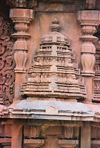 South Indian Dravida style tower