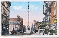 Center Square about 1910