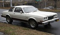 1981 Dodge Diplomat coupe