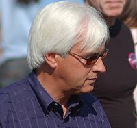 Baffert in California