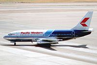 Pacific Western Airlines Flight 501