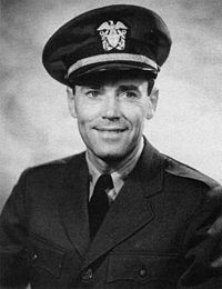 Fonda in Navy uniform