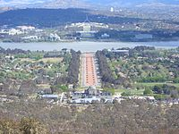 History of Canberra
