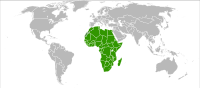 Geography of the African Union