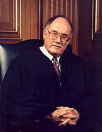 Reagan appointed William Rehnquist to the office of Chief Justice in 1986; he served until his death in 2005