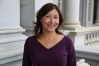 Julie Chavez Rodriguez the granddaughter of American labor leader, Cesar Chavez and American labor activist Helen Fabela Chávez will become the director of the White House Office of Intergovernmental Affairs, when Joe Biden assumes office on January 20, 2021.