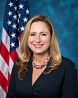 Debbie Mucarsel-Powell first South American immigrant member of Congress elected in 2018.