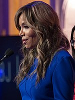 Sunny Hostin American lawyer, columnist, journalist, and television host. Hostin was born to a Puerto Rican mother, and an African American, her maternal grandfather was of Sephardic Jewish descent