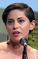 Rosa Salazar is of Peruvian and French descent.