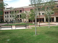 In 2007 University of Texas at El Paso was ranked the number one graduate engineering school for Latinos.