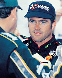 Bobby Labonte finished second behind Jarrett by 201 points.