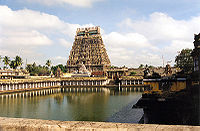 Iconography of Shiva temples in Tamil Nadu