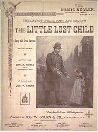 The Little Lost Child