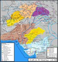 Muslim conquests in the Indian subcontinent