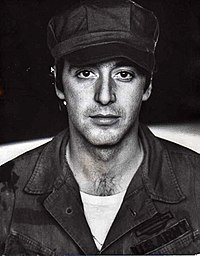 Pacino in the play The Basic Training of Pavlo Hummel (1971)