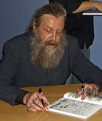Alan Moore, co-creator of Watchmen, severed his ties with DC Comics over contractual issues related to the work.
