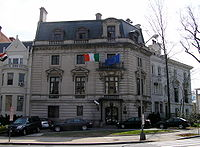 Embassy of Ireland to the US, in Washington, D.C.