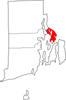 National Register of Historic Places listings in Bristol County, Rhode Island