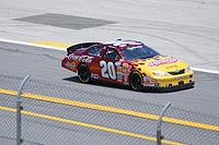 2008 Nationwide car