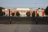 Supreme Assembly in Dushanbe.