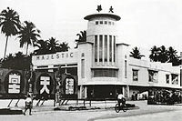 The Majestic Theatre on Pudu Road was an early pioneer in Kuala Lumpur's cinema scene. It was converted into an amusement park in the 1990s and demolished in 2009.