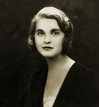 Grant's second wife Barbara Hutton in May 1931