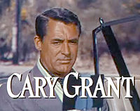 Grant in To Catch a Thief (1955)
