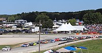 The CTECH Manufacturing 180 at Road America in August