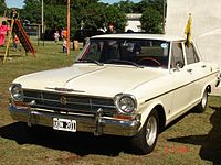 Chevrolet 400, made in Argentina from 1962 to 1974