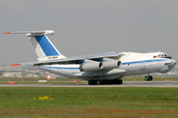 EW-78826, an Ilyushin Il-76TD belonging to TransAVIAexport and leased to Galaxy AIR FCZ, a UAE air freight company, was the target of an attack in March 2007, in Somalia. It was ruled by a Minsk court that, by sending the aircraft to a conflict zone and not informing this to the lessor, the leasing contract was violated. Galaxy AIR had to pay over US$1 million for the damages experienced by the aircraft.
