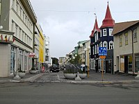 Akureyri is the largest town in Iceland outside the Capital Region. Most rural towns are based on the fishing industry, which provides 40% of Iceland's exports